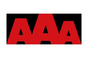 AAA logga fordonstrafik