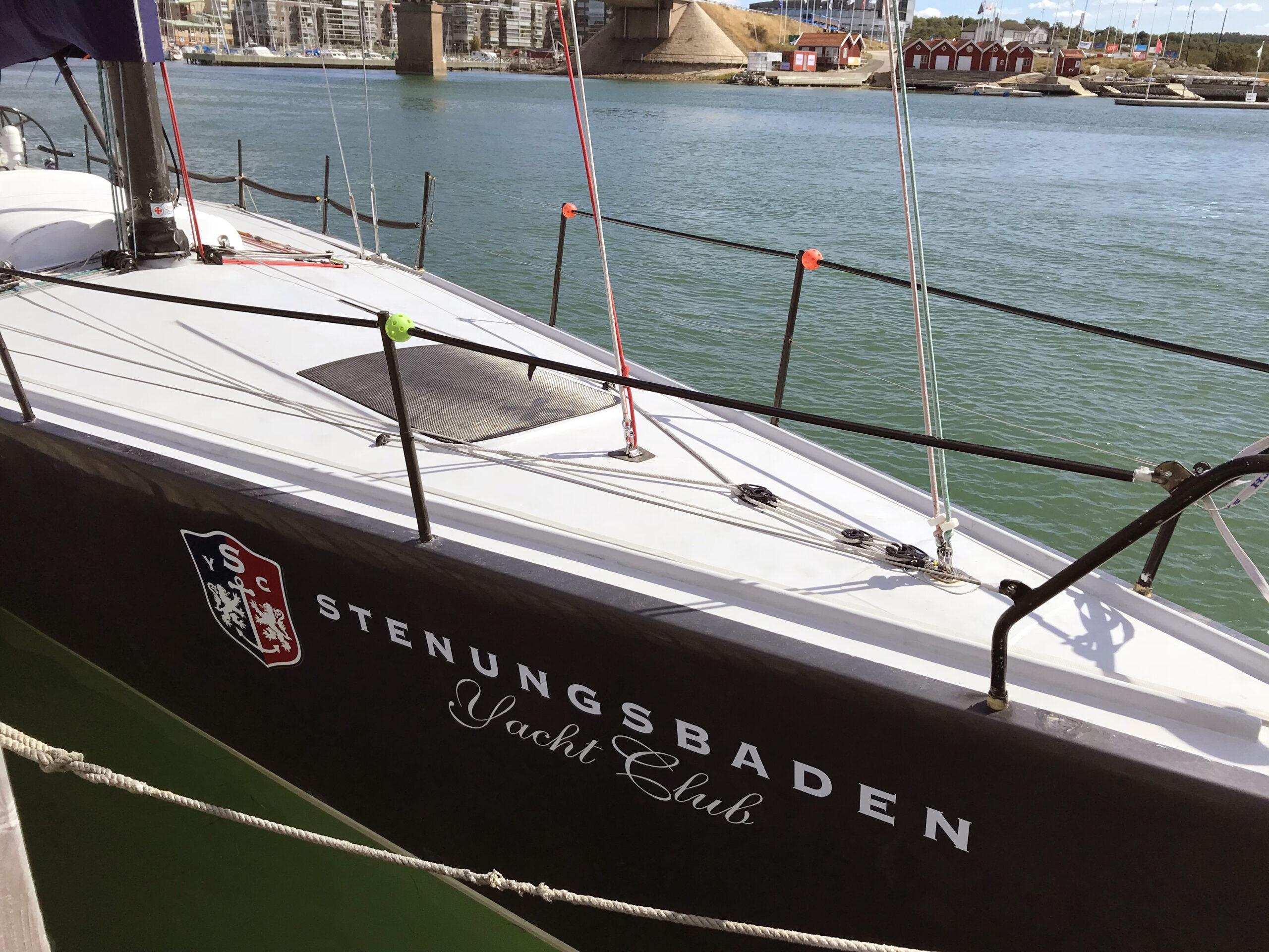 Foliering båt fordonsprofil